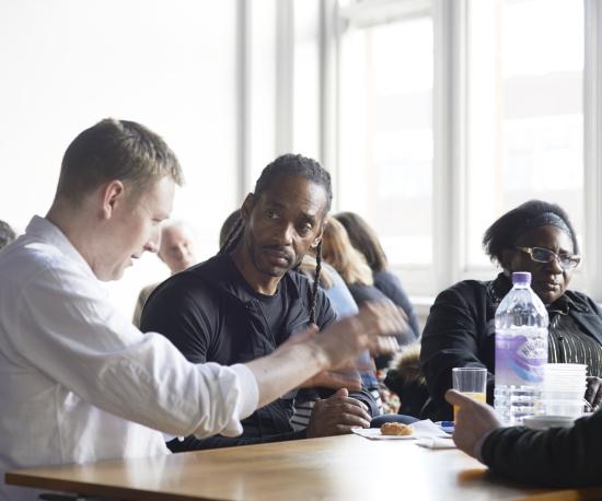 Financial capability - Train the trainer - London