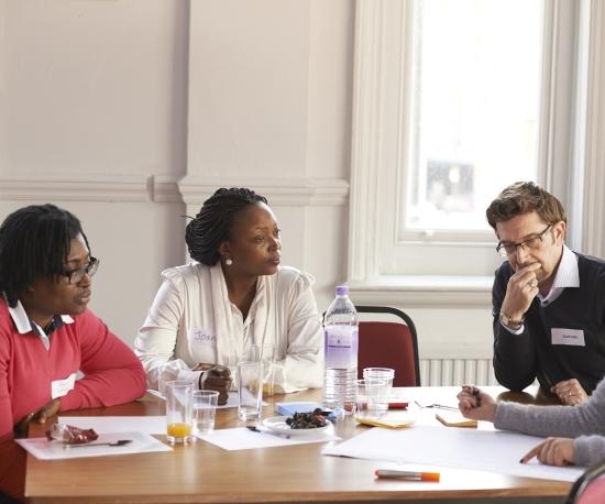 Starting positive conversations about money - online workshop
