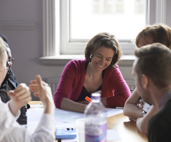 Train the trainer - developing your clients' financial capability