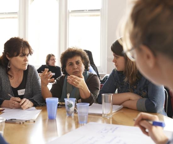 Starting conversations about money - workshop