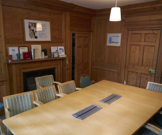 Meeting room for hire in Bethnal Green