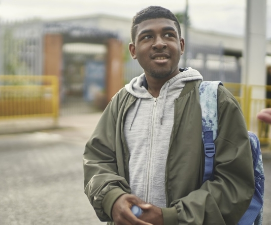 Become a mentor for a young adult carer