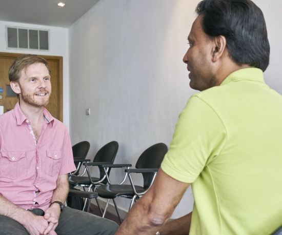 QSA launches free online wellbeing course for men