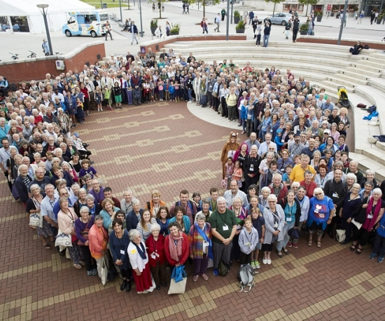 150 years celebrated at Yearly Meeting