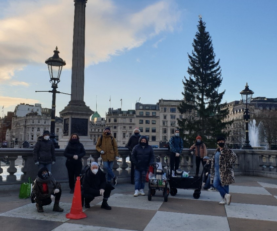 Report from Covid-19 Homeless Taskforce