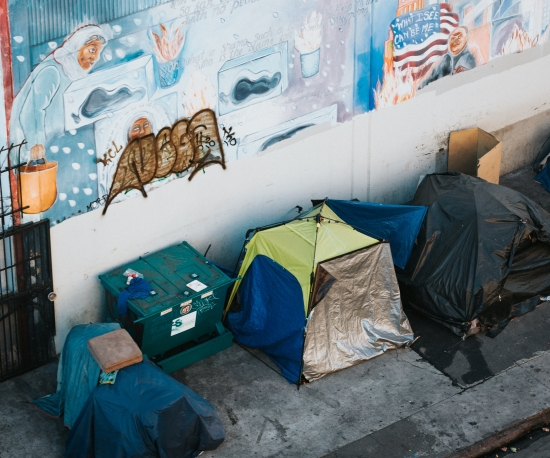Homelessness - unmet needs in a time of crisis